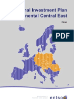 Regional Investiment Plan Continental Central East
