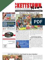 Hackettstown News