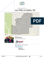 Symphony Hills Subdivision Neighborhhood Real Estate Report