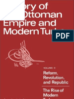History of The Ottoman Empire and Modern Turkey