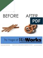 yoga pretzel no picture