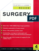 surgery (appleton&lange review).