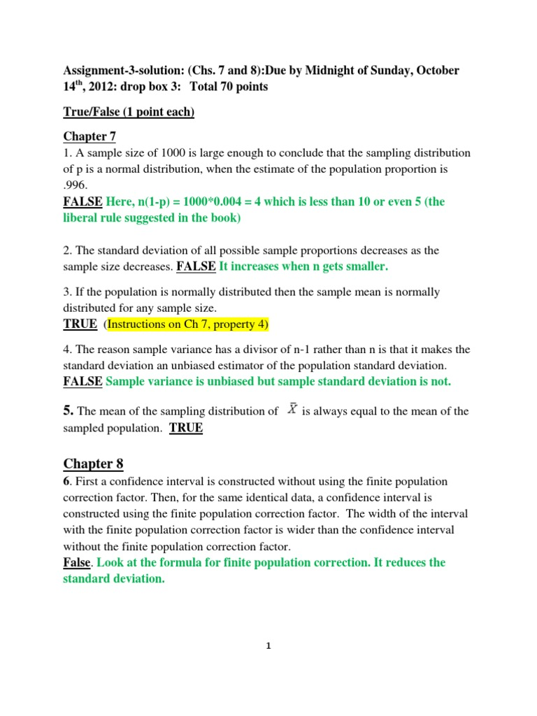 Attachments Various First Year Statistic Problems Confidence Interval For A  Population Proportion Using Statcrunch How To Calculate Standard Deviation