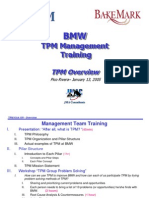 TPM BMW TRAINING