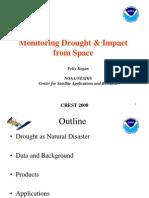 Monitoring Droughts