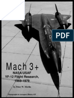 NASA - [Aerospace History 25] - Mach 3 , YF-12 Flight Research, 1969-1979