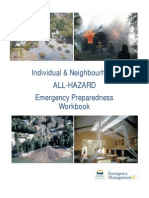 All Hazard Preparedness Workbook