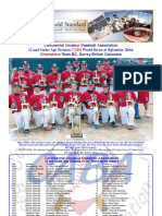 World Series Recap - 2012 - 12U