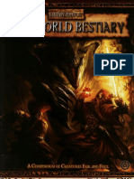 WHFRP 2ed Old World Bestiary