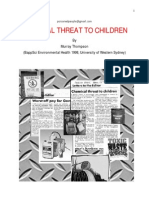 Chemical_Threat_To_Children (Pesticide Research)