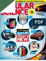 Popular Science Magazine Australasia