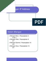 perhitungan ip address