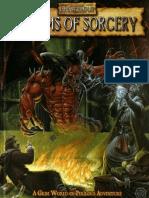 WHFRP 2ed Realms of Sorcery