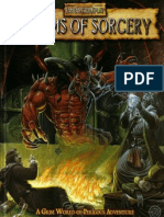 WHFRP 2ed Realms of Sorcery