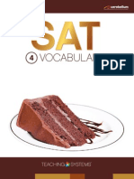 SAT Vocab Workbook
