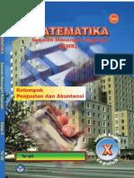 Matematika Akuntansi SMK kelas X