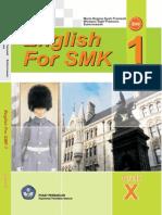 Bahasa Inggris untuk SMK kelas X