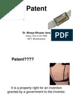 PATENT (IPR)