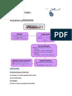Mathematics F1-Algebraic Expressions