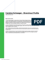 Branch Out Profile for Candice Schwager