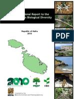 Malta biodiversity