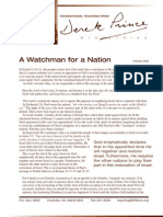 A Watchman for a Nation