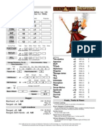 NPC - Arforth - Fire Wizard