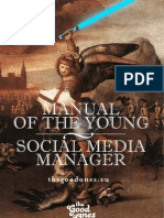 Manual Of The Young Social Media Manager