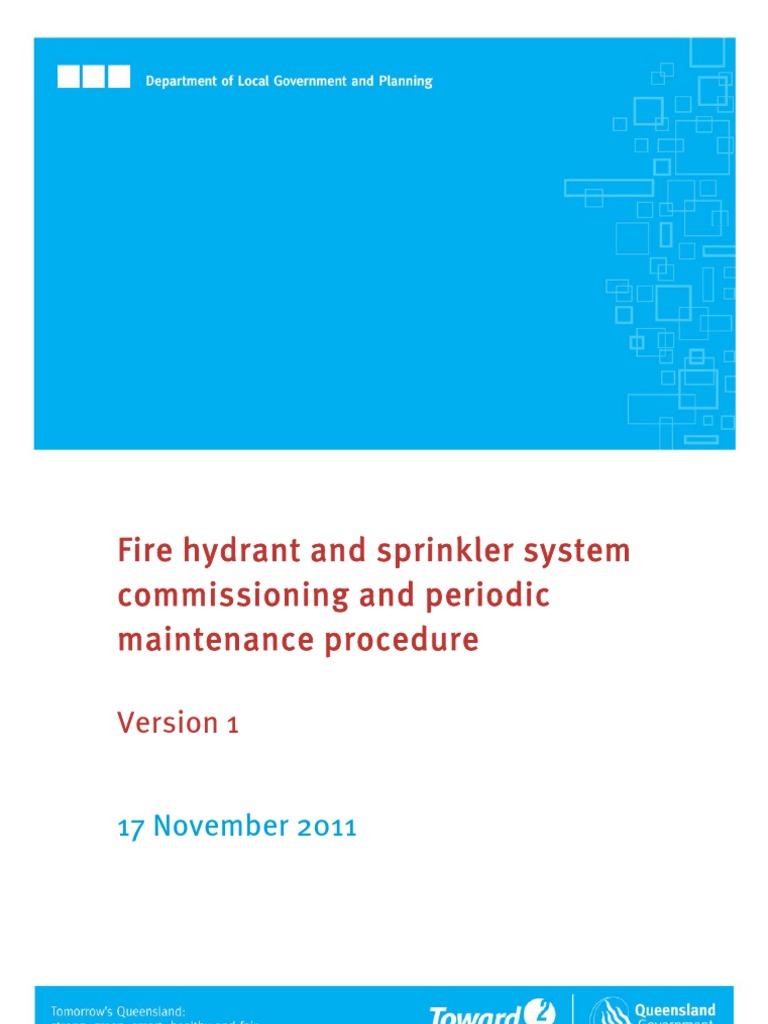 FIRE HYDRANT SYSTEM | Fire Sprinkler System | Pump