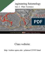 2 Plate Tectonics