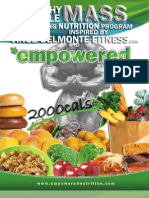 healthy mass 2000