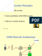 3G Security Principles