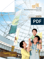 0823.HK The Link REIT 2008-2009 Annual Report