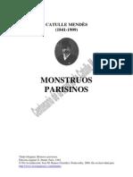 monstruos parisinos