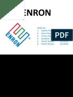 Creative Accounting - Enron