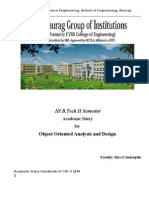 OOAD COURSE FILE