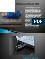 Project on bluetooth technology