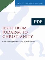 2007 - Tom Holmén - Jesus from Judaism to Christianity