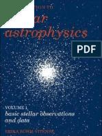 Foundations Of Astrophysics Pdf