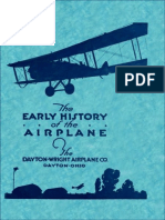 The hearly History of the Airplanep