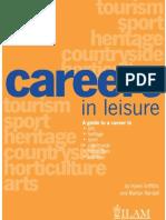 ILAM Careers in Leisure
