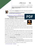 IMCRadio.Net's first Obituary (English Version) for Sitar Legend RAVI SHANKAR (4/7/1920-12/11/2012)