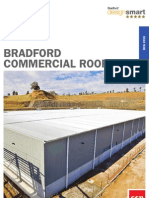 Bradford Commercial Roofing Brochure BCA 2010