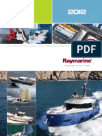 Raymarine 2012 UK Catalog