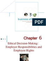 Chapter Six Business Ethics