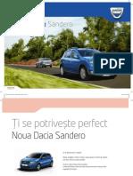 Sandero 2013
