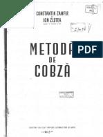 Metoda de Cobza