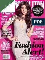 Cosmopolitan India Jan 2013 Magazine www.hitorphat.in
