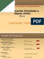 MET2!07!10 Funciones Inline