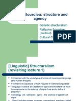 Bourdieu lecture; an introduction